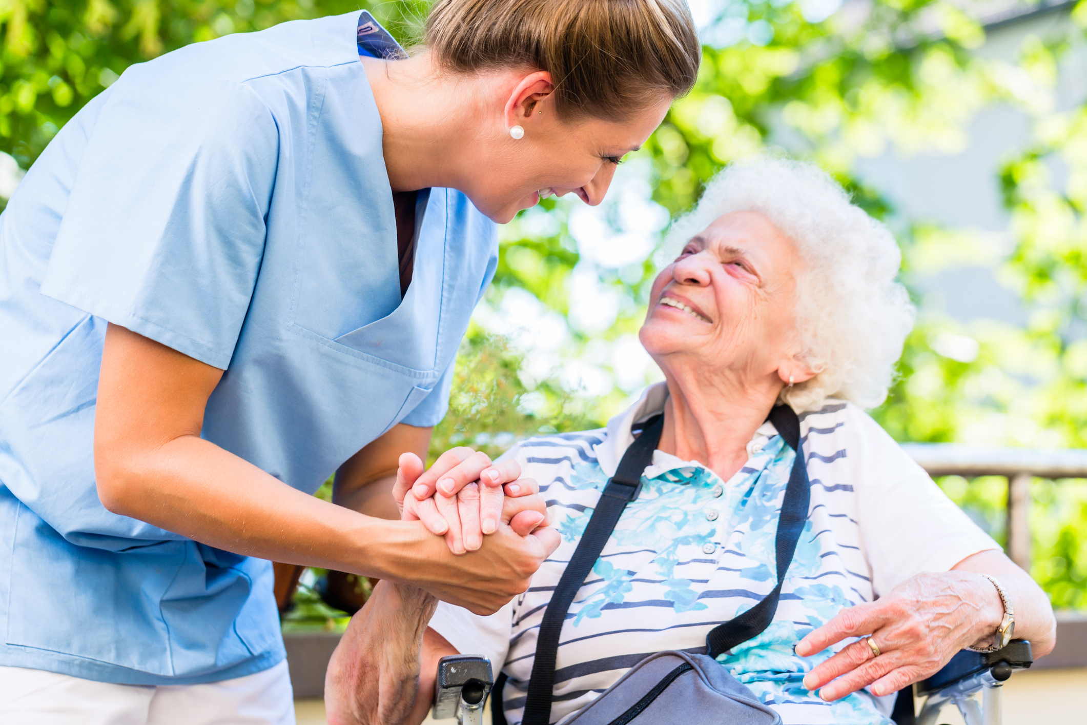 The Growing Popularity of In-Home Eldercare